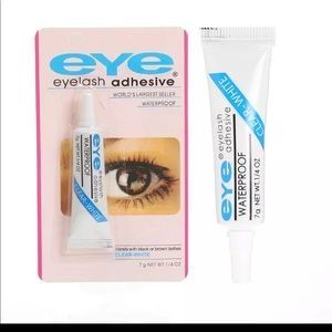 🌸 Eyelashes Makeup Adhesive💕😂